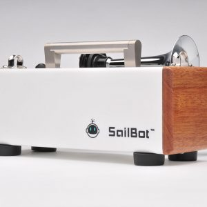 SailBot non-horn side view